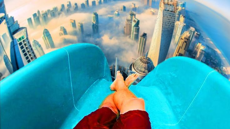 Top 10 MOST INSANE Waterslides YOU WONT BELIEVE EXIST