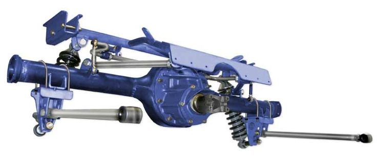 TCI 60-65 Falcon Performance Triangulated 4 Link Rear Suspension Kit