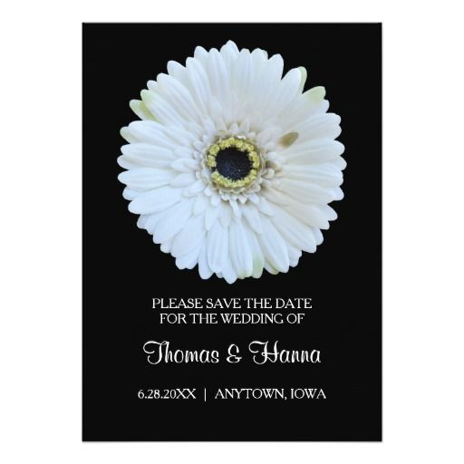 266 best daisy wedding invitations images on pinterest | daisies, Wedding invitations