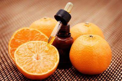 Haz tu propio aceite esencial de naranja.