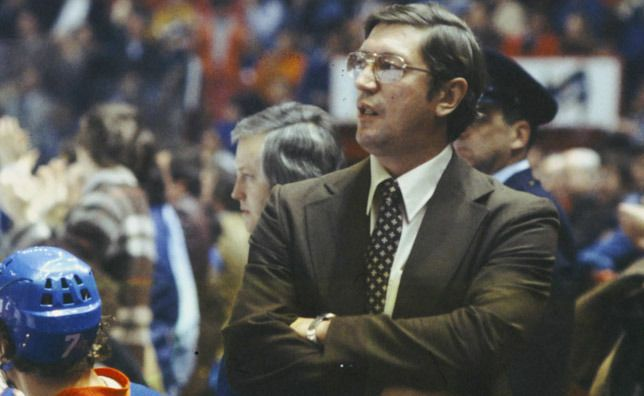 Sad Day For Hockey and Islanders Fans: Al Arbour Passes Away