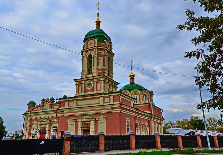Богородично-Рождественский Ильинкий женский монастырь