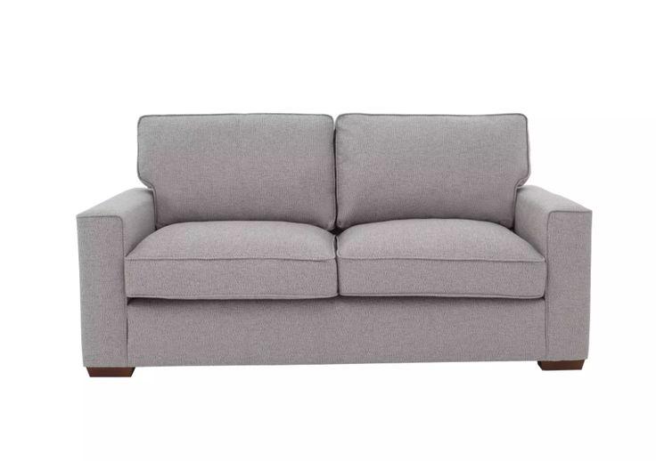 Comfi 3 Seater Fabric Sofa In 2020 Fabric Sofa Beautiful Sofas Furniture Village