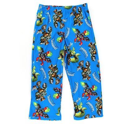 Skylanders Boys Pajama Pants #Activision #MagnaCharge #StinkBomb #RoubleRouser #FunStartsHere #Everyday www.YankeeToyBox.com Pjs Jammies Sleepwear