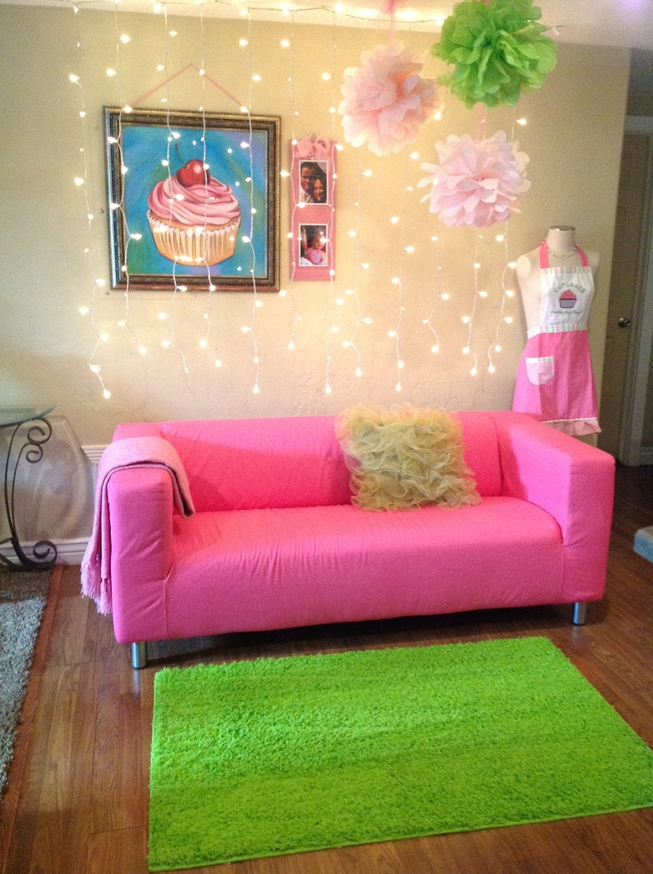 The 31 best My Pink and Green Cupcake Kitchen! images on Pinterest ...