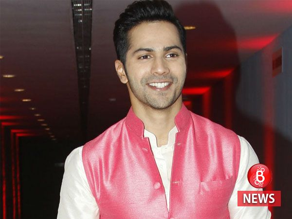Laughter galore! Varun Dhawan finds one more way to channelise his perfect comic timing