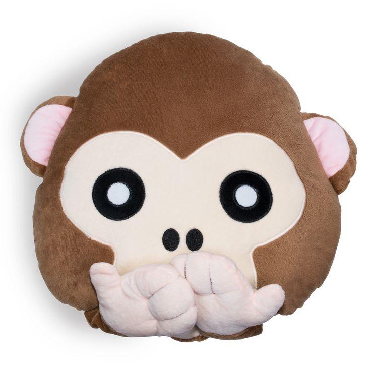 40 Best Girls Beach Room Images On Pinterest Baby Dolls Christmas Gorgeous Monkey Covering Eyes Emoji Pillow