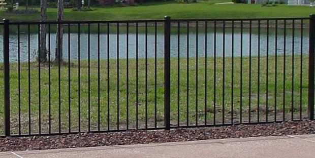 Floridian Fencing Aluminum Fence Fence Styles Fence