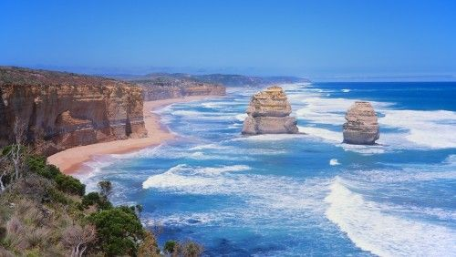 12 Apostles Australia by Daniel Waters
