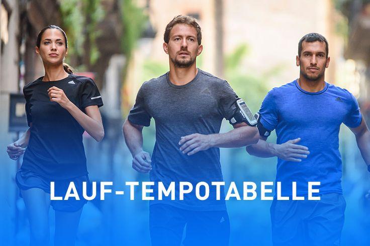 Du bereitest dich auf einen 10-km-Lauf vor? Diese Trainingstipps (inkl. Tempotab… – Henriette von Waldschratshausen