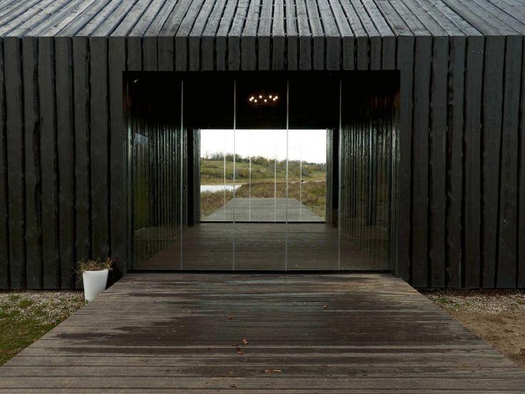 268 beste afbeeldingen over buiten op pinterest cederhouten dakbedekking tuin en kit woningen - Geschilderde trapmodel ...