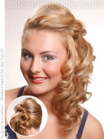 Long Side Ponytail Hairstyles