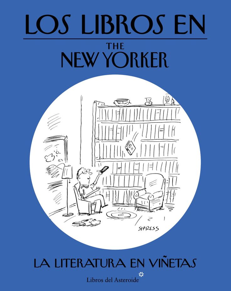 Los libros en The New Yorker - VV.AA. - 30/01/15