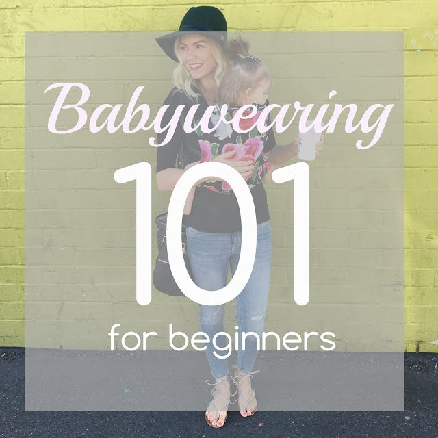 A beginner's guide to babywearing || How to choose a baby carrier || what size woven wrap do I use? || woven wrap sizing || best baby carriers
