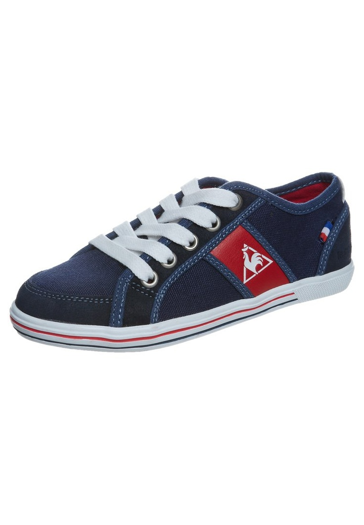 le coq sportif - NEVERS - Joggesko - blå