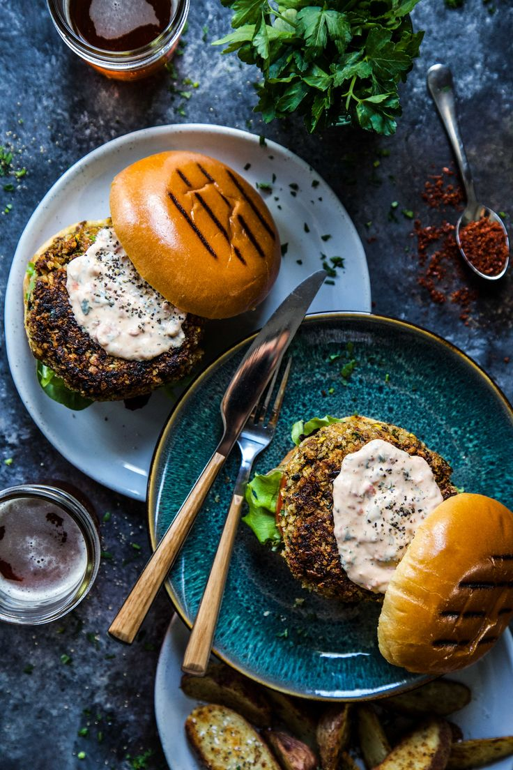 Turkish Zucchini Burgers with Greek Yogurt Harissa Sauce are an easy, meatless burger perfect for dinner! Soooooo….. What are we supposed to do now? The Olympics have bid adieu until 2020. What am I going to watch for the next two years? GOT? Wait. Isn't that coming out in 2019? DOH. I think there needs …