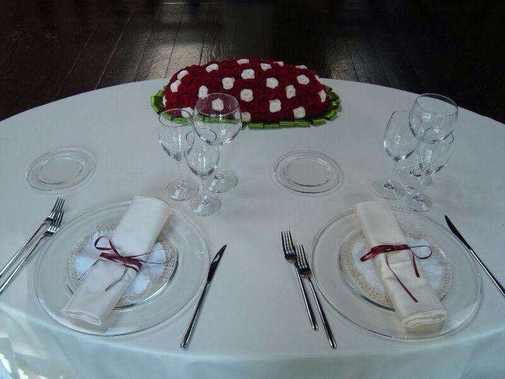 wedding centerpicies