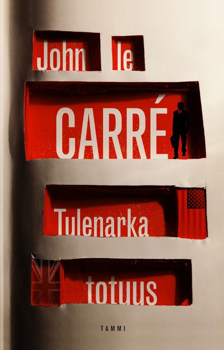John le Carré: Tulenarka totuus Laadukkaan agenttiseikkailun huippu