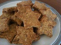 biscotti ceci, nocciole, cocco, cannella e scorza d'arancia