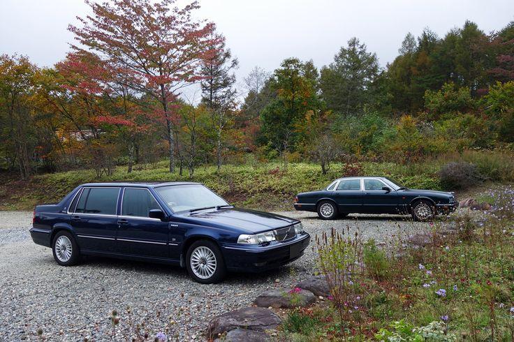 Volvo s90 royalhermes and jaguar kiyosato kogen in nagano for Volvo of fredericksburg mercedes benz