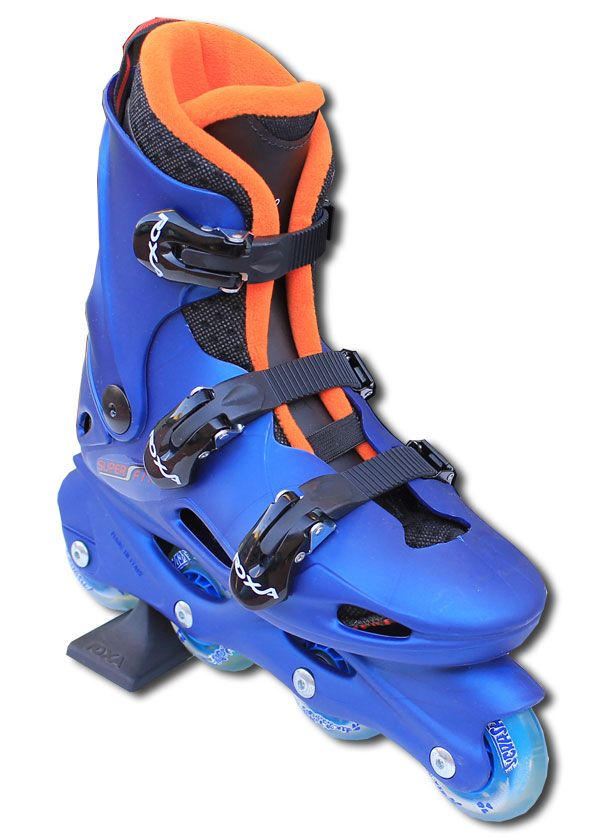 Role Roxa Super Fit fixe, toate marimile, albastre   Magazin echipament sportiv