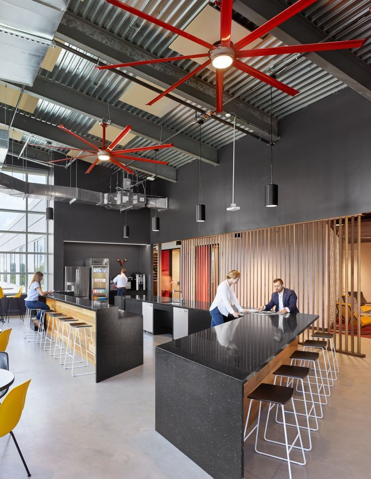 Lauckgroup And Revel Architecture Design Calculate Informatica S Data Driven Commercial And Office Architecture Corporate Office Design Modern Office Space