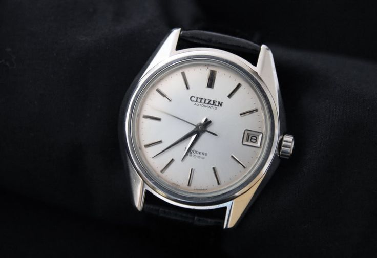 Vintage Citizen Watch Blog