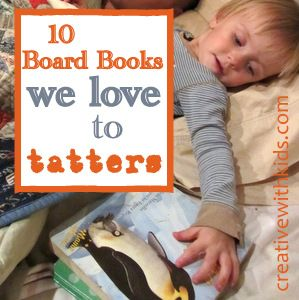 Top 10 books for toddlers - fun to read aloud or good gift ideas.