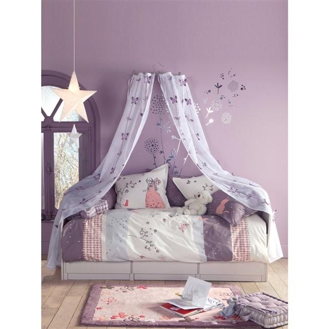 Oltre 25 fantastiche idee su camere da letto viola su - Letto a baldacchino bambina ...