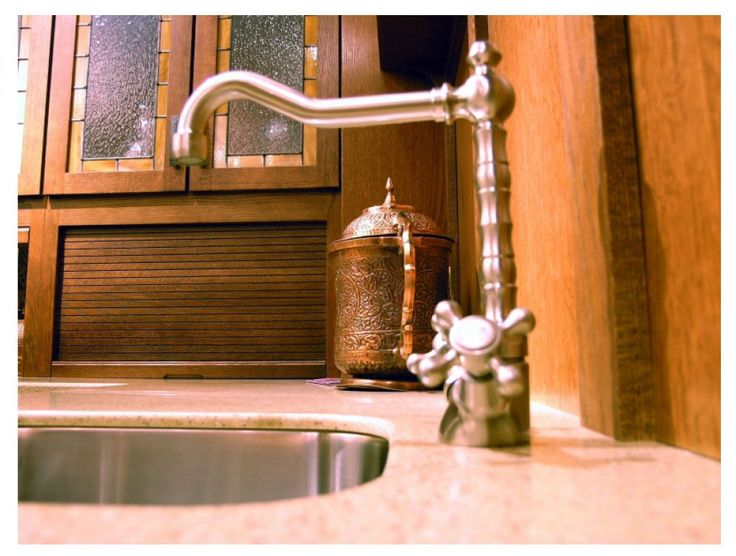Victorian Kitchen Faucet  -  A Victorian kitchen faucet will surely be a classy addition to this part of your home. These fixtures are usually mounted on walls as it was the style...