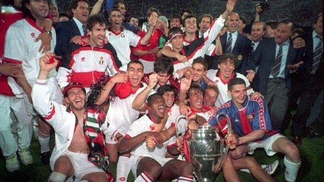 1994 MILAN CHAMPION