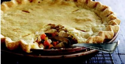 "Food For The Soul Recipe: ""Deep-Dish Chicken Pot Pie Recipe"""