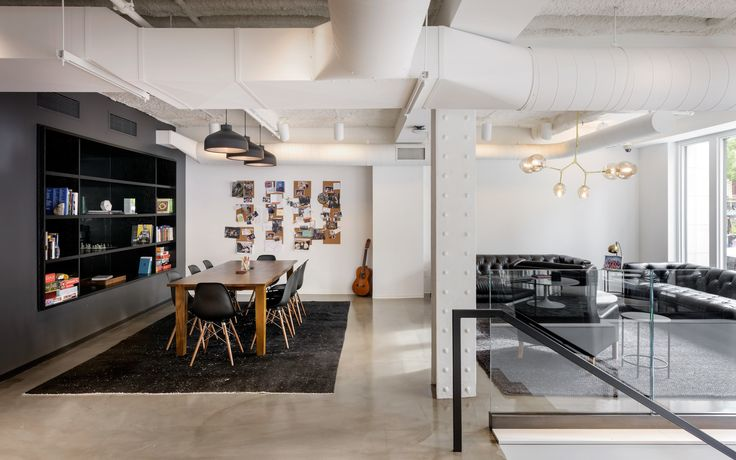 Step Inside Squarespace's Minimalist Portland Office - Dwell