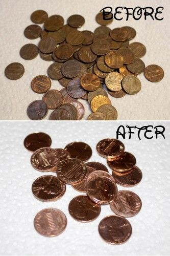 BEFORE YOU LEAVE HOME It's important to note that not all pennies are created equal. Pennies made before 1982 were produced with 95% copper ...