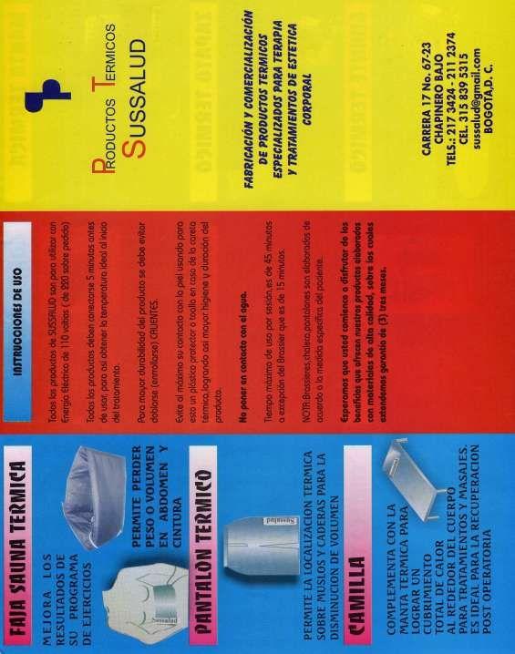 Productos termicos al costo