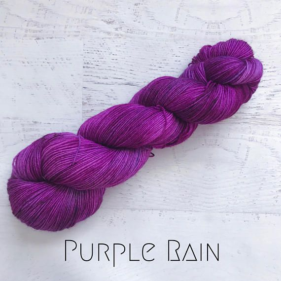 These skeins will come on our New Wave Fingering base; each skein contains 463 yards of 75/25 Superwash Merino/Nylon blend, 4-ply yarn. Hand dyed using acid fast dyes. Items are ready to ship. * As with all handmade products, please treat your hand-dyed yarn with care. Wash gently