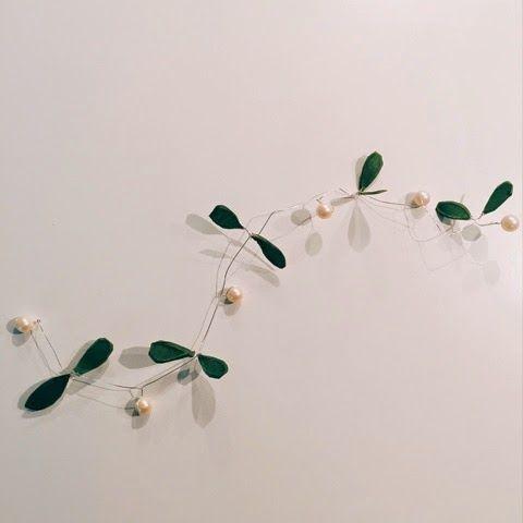 MossWing: DIY Mistletoe