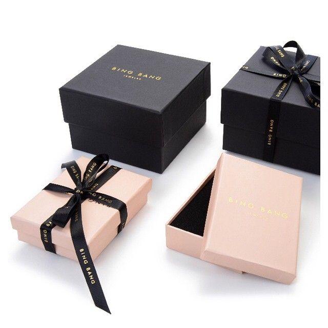 Bing Bang gift packaging - new branding                                                                                                                                                                                 More