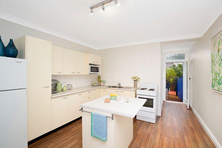 #Kitchen #Interiordesign #Simple #Clean #Green #Interior #Design #Timber #Forsale #Annandale