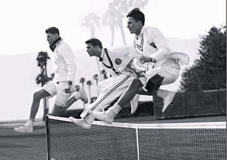 Ivy League tennis.
