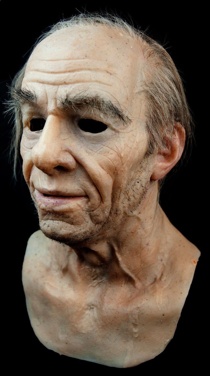 Best 25+ Old man mask ideas on Pinterest | Old man costume ...