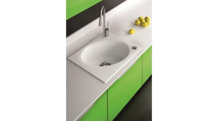 Ki mondta, hogy a mosogató nem lehet formabontó? #mosogató #mosogatás #konyha xlakberendezés