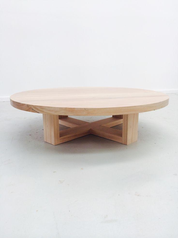 'The Orbit' Round Coffee Table