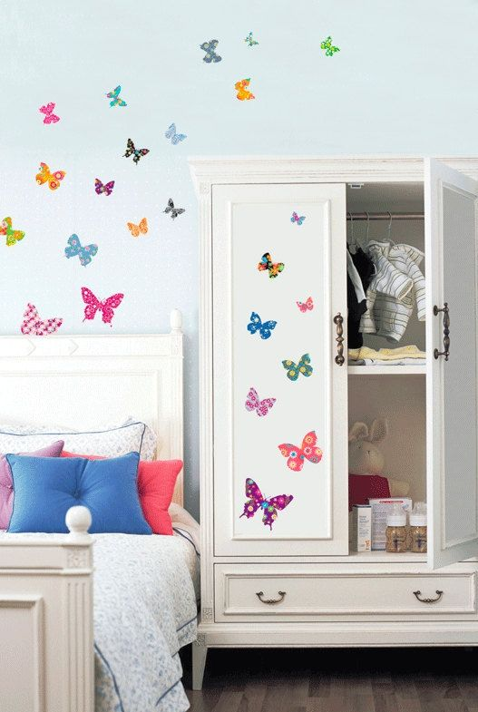 Hey, I found this really awesome Etsy listing at http://www.etsy.com/listing/76486940/orientalism-butterfly-home-decor-mural