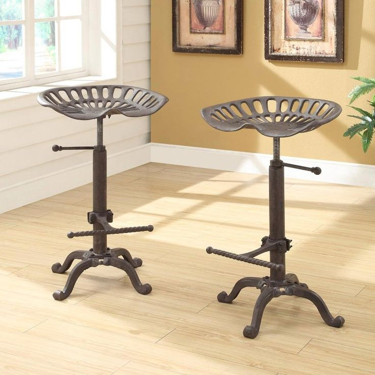 Interior: Beautiful Adjustable Bar Stools Walmart from The Mechanisms Applied On Adjustable Bar Stools