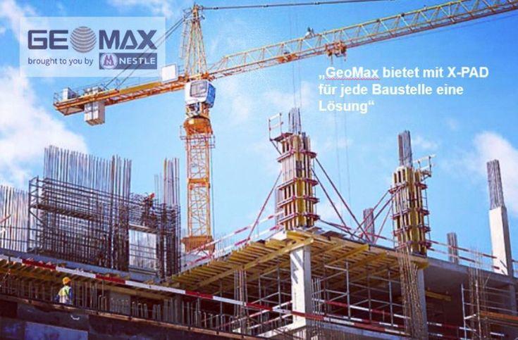 GeoMax bietet für jede Baustelle  eine Lösung. Starten Sie mit uns durch  Machen Sie sich selbst ein Bild wie einfach Bauvermessung sein kann https://www.youtube.com/channel/UCW-WNGNN0CBB3dPZf7CyvZA  #gottliebnestle #gnestle #construction #constructionwarrior #baulaser #rotationslaser #bauvermessung #Zoom90 #zenith35 #xpad #fusion #bim #buildinginformationmodeling #motivation #workflow #surveying #surveying #hexagon #gnss #gps #tps #zoom30