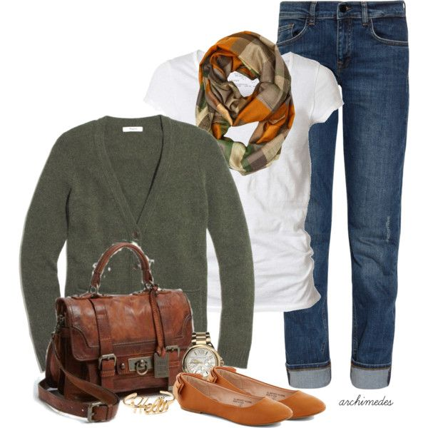 November is here:)  What an awesome Fall outfit. The colors are perfect together.