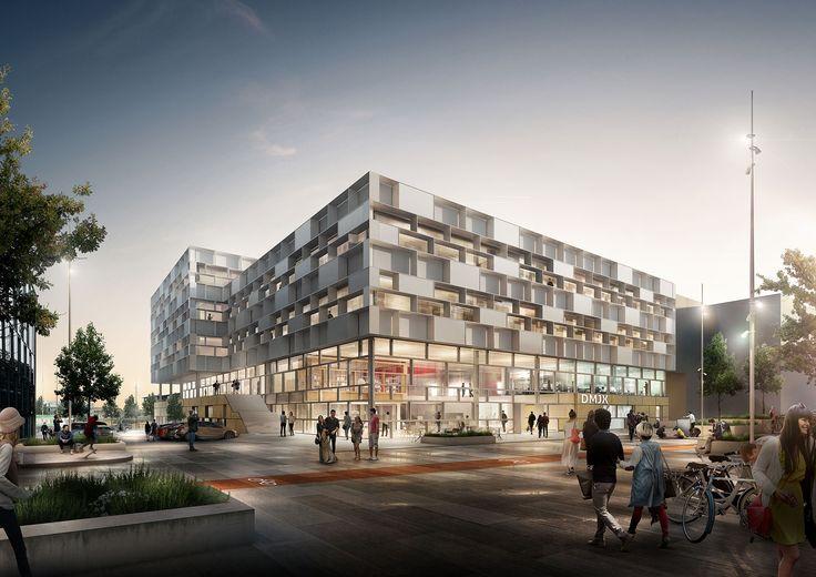 Danmarks Medie- og Journalisthøjskole (DMJX) Aarhus