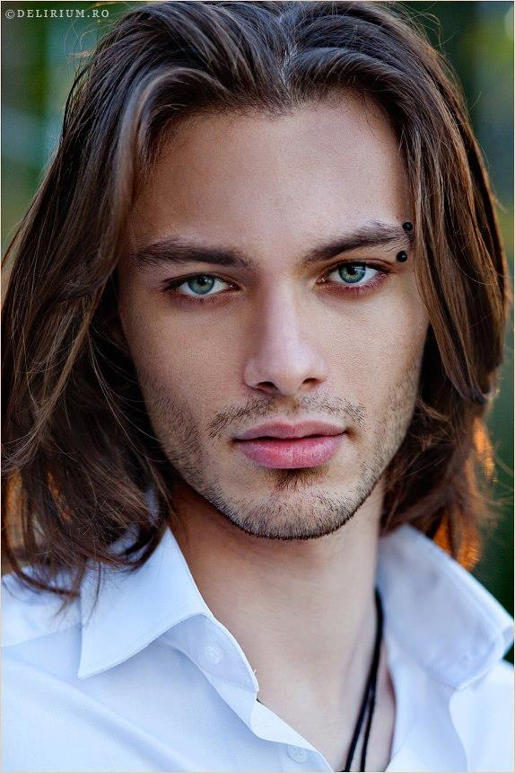 long hair styles guys alex dragusin by photographer andreea retinschi with 6233 | 6d01f88bb5de1f8e0df0eba42364fd84 amazing eyes beautiful eyes