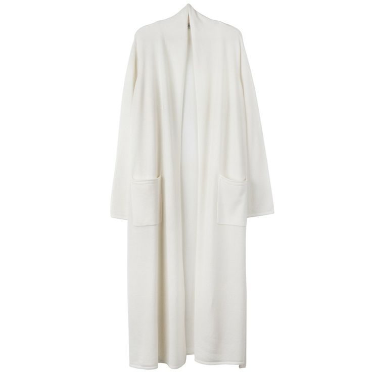 Arelalizza cashmere morning robe